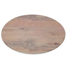 33cm Round Melamine Serving Board
