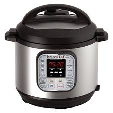 8L Duo Instant Pot Pressure Cooker