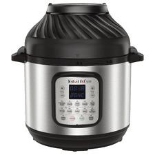 8L Duo Crisp Instant Pot Pressure Cooker with Air Fryer Lid