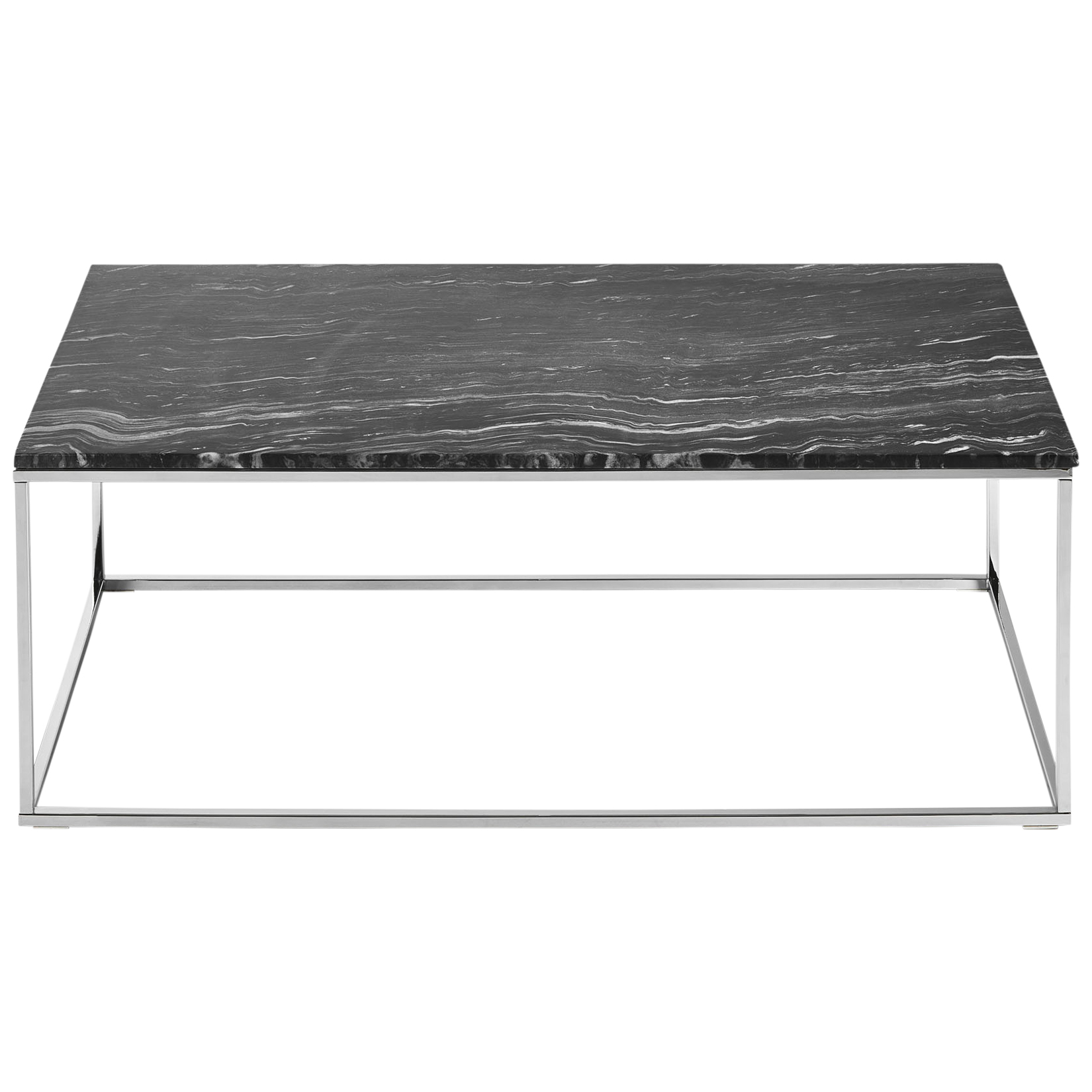 Vitro Black Marble Coffee Table