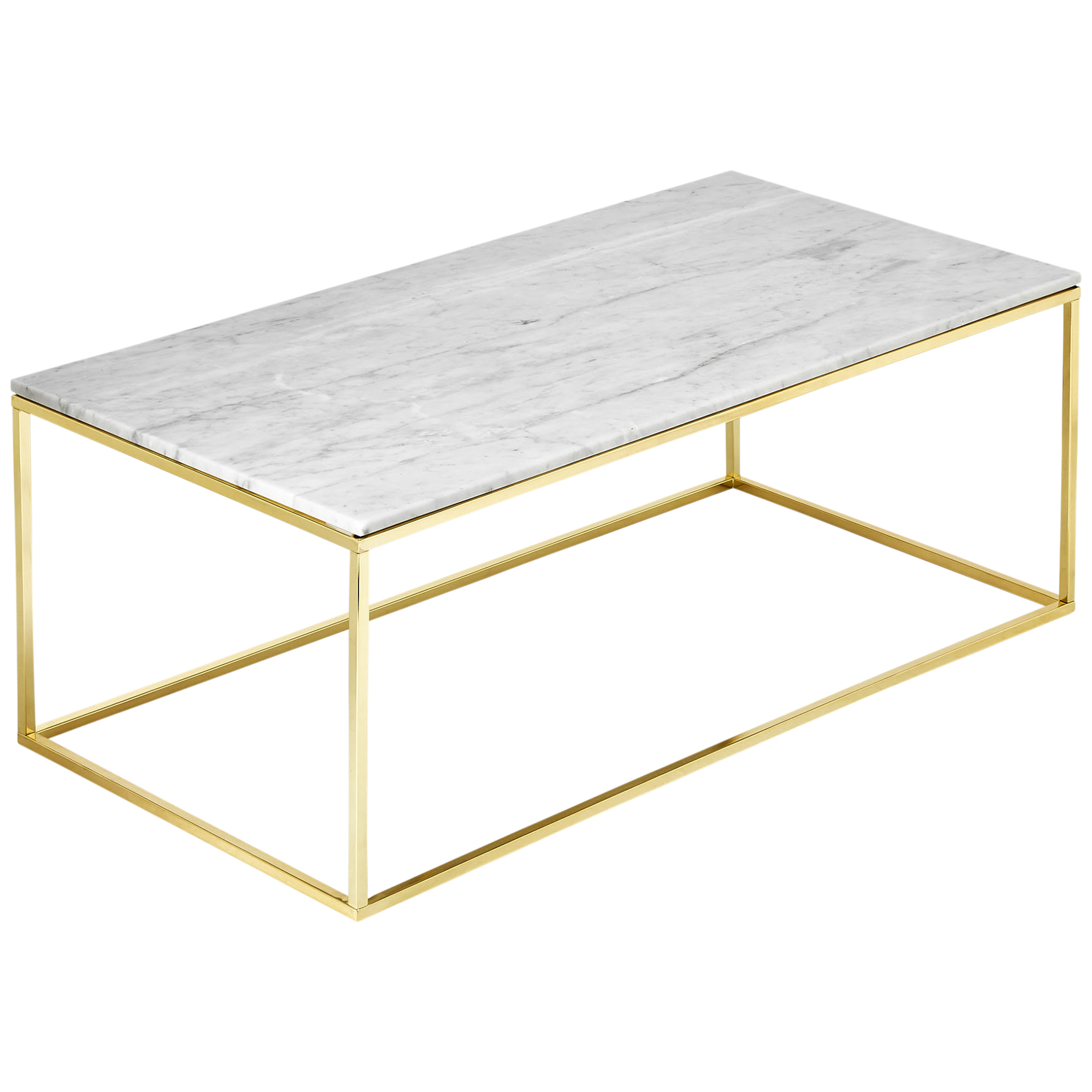 Popular 225 list coffe tables White marble coffee table