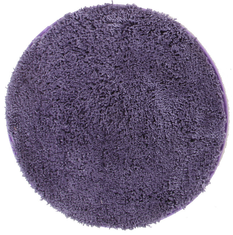 NEW-Twilight-Shag-Purple-Round-Shag-Rug-Network-Rugs