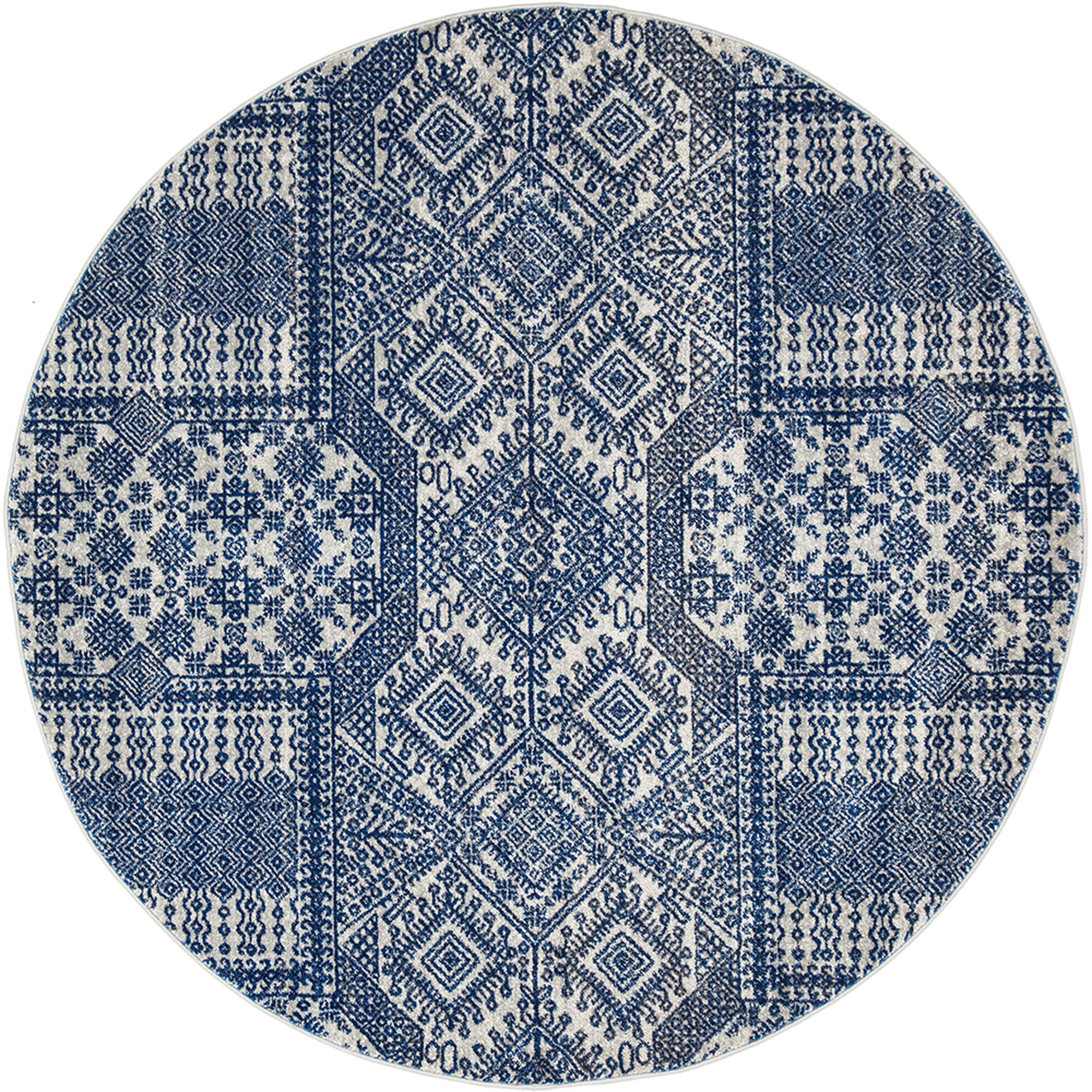 urmia navy  grey power loomed modern round rug  temple  webster - sku netw urmia navy  grey power loomed modern round rug is alsosometimes listed under the following manufacturer numbersmirnavx