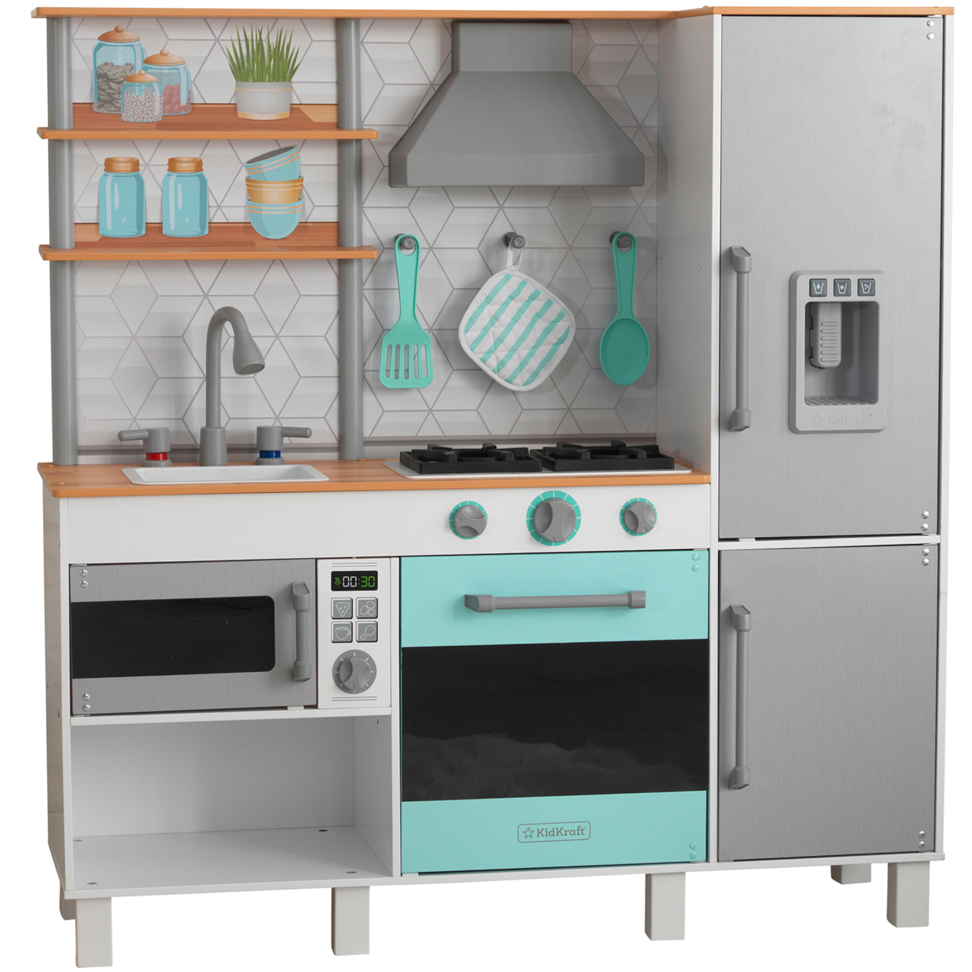 Gourmet Chef Play Kitchen | Temple & Webster