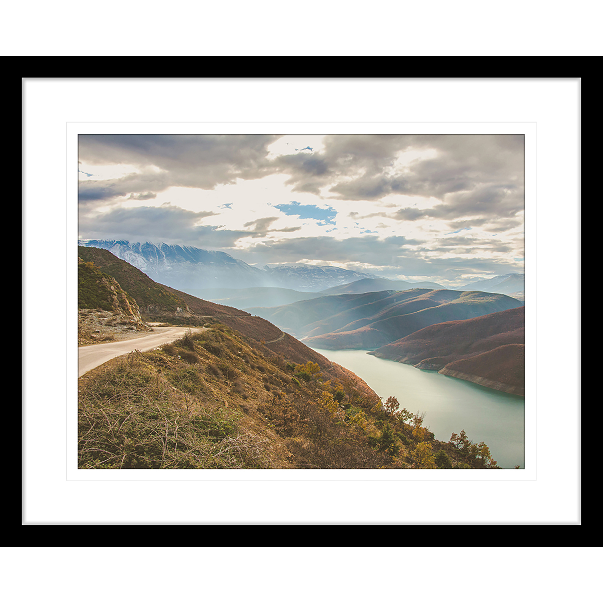 NEW-Intrepid-I-Framed-Print-Innovate-Interiors-Wall-Art