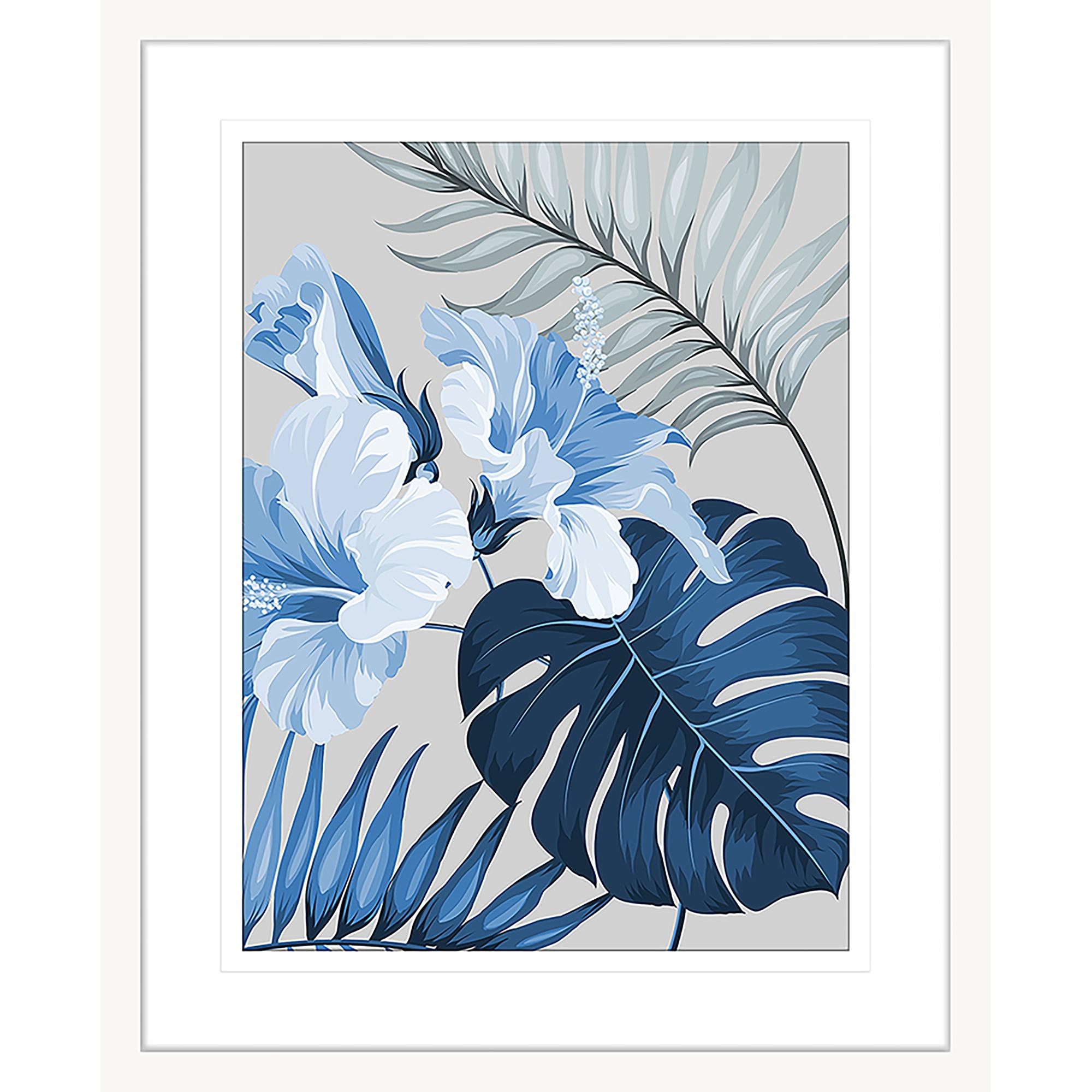 NEW-Tahitian-Hibiscus-I-Framed-Print-Innovate-Interiors-Wall-Art