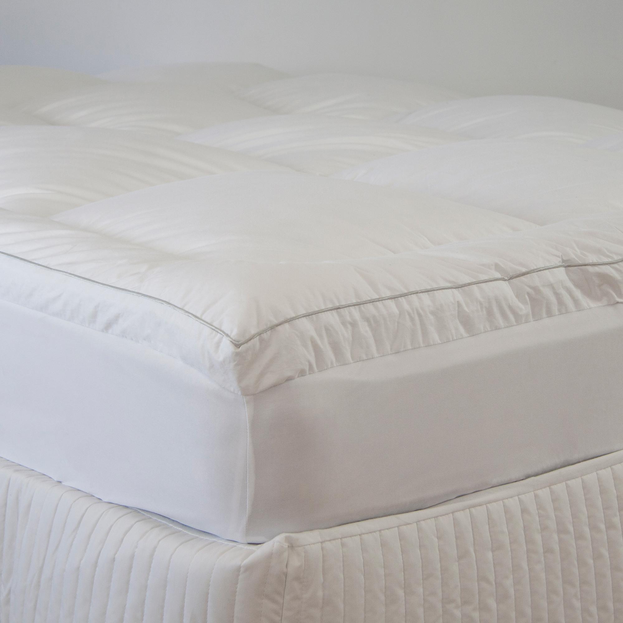 supreme foam and bed memory mattress softtex fiber tex soft topper memoryloft