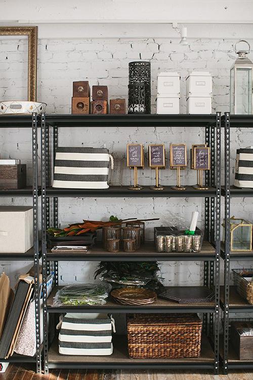 Karson Butler Open House via inspiredbythis.com