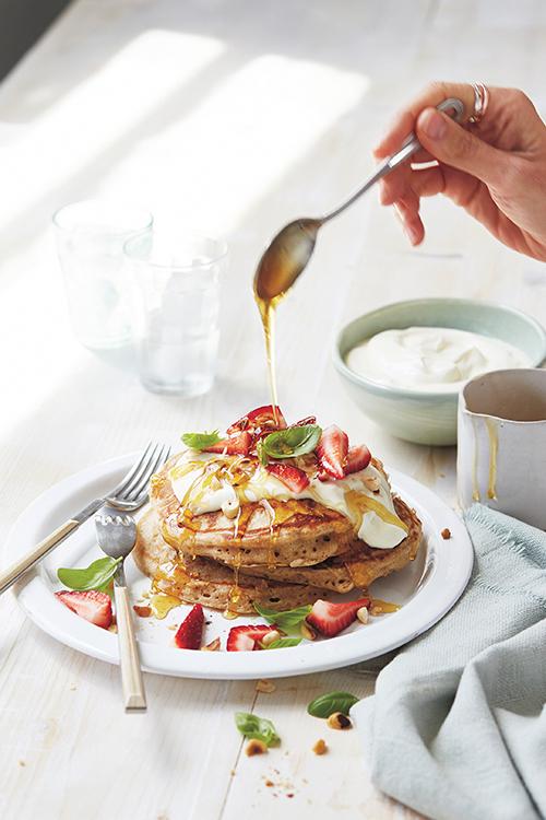 Egg Chair Roze.Make Mum S Day With Magdalena Roze S Buckwheat Pancake Recipe