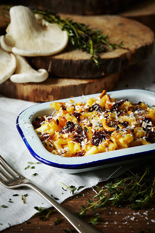 The ultimate mac & cheese by Jono FLeming, Temple & Webster