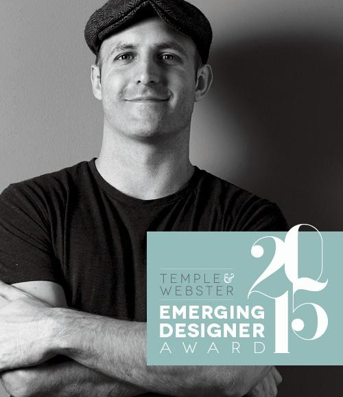 Elliot Gorham - Noddy Boffin - Temple & Webster Emerging Designer Award 2015