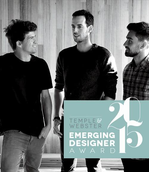 Archier - Temple & Webster Emerging Designer Award 2015