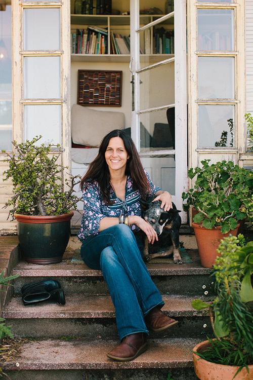 Harriet Goodall photographed by Rachel Kara.