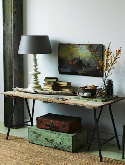 Rustic entryways - Temple & Webster Journal