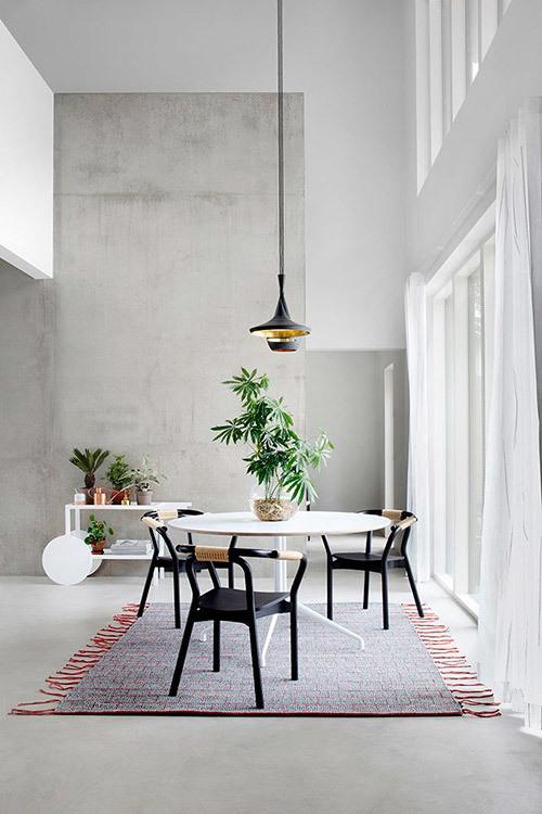 Styled by for Susanna Vento for Kinnasand / Kvadrat textiles