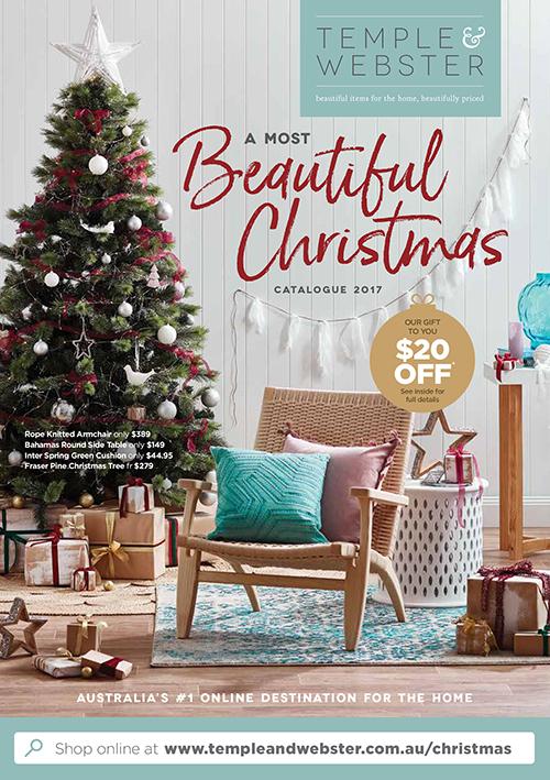 a most beautiful christmas catalogue 2017 - Christmas Catalog