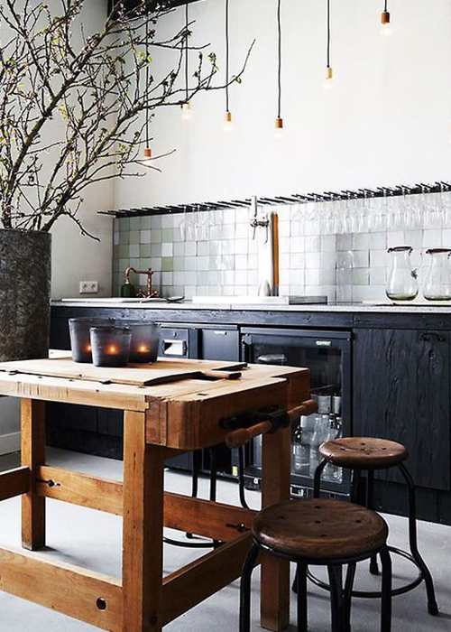 Country Kitchen – Inspiration