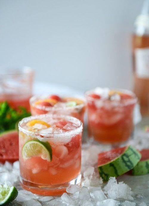 watermelon-rose-margaritas-via-how-sweet-eats