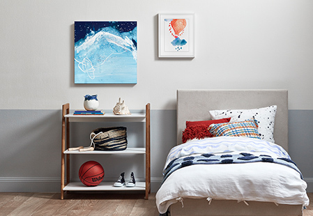 How to create the ultimate big kid room