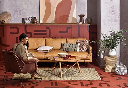 Colour we love: Terra Rossa