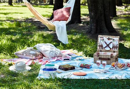 Potluck picnic ideas