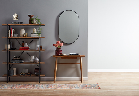 3 looks for a hallway office