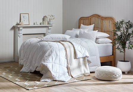 How to make your bed warmer & cosier