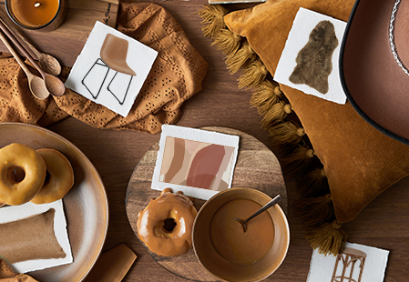 How to decorate with caramel