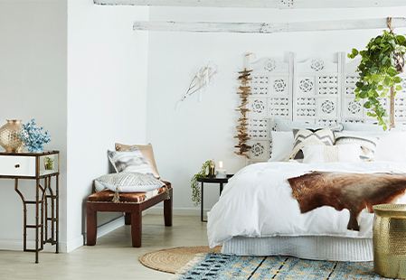 How to decorate Moroccan style
