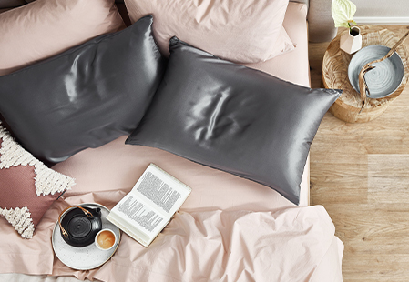 Why silk pillowcases are the ultimate beauty accessory