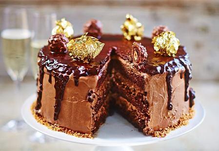 Our favourite celebration cakes