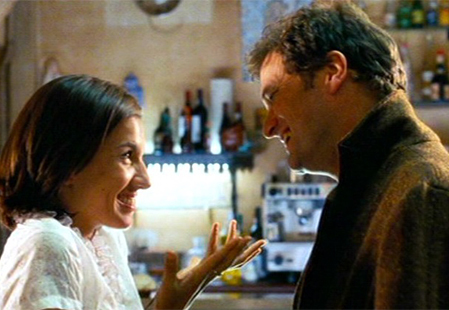 Looks from iconic Christmas films: Love Actually