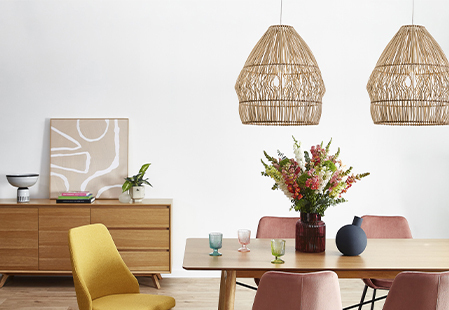 4 perfect places for pendant lights