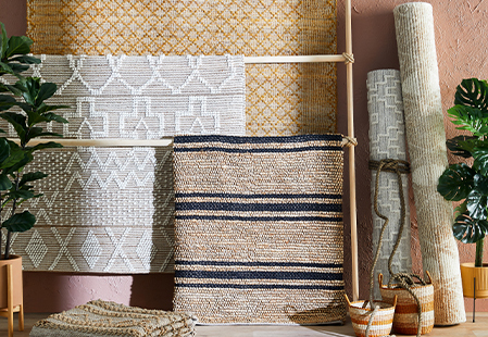 How to choose a rug material