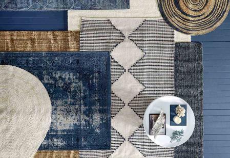 How to choose a rug shape