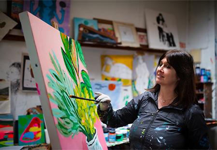 Australian brands we love: Artist Lane's Anna Blatman