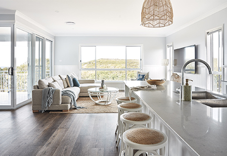 Trade+Commercial project: Catherine Hill Bay, NSW