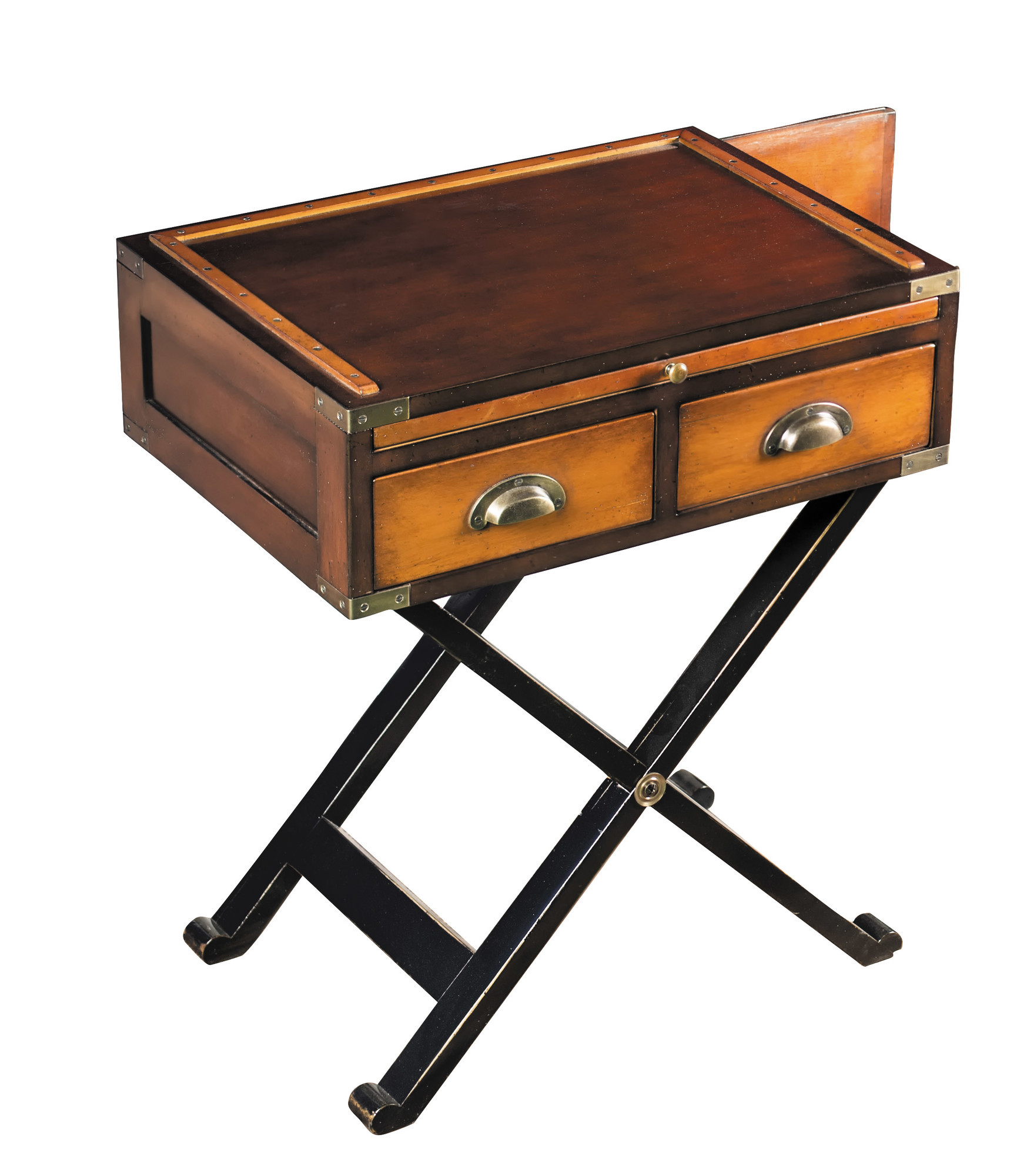 SKU #AMLI1816 War Chest Side Table Is Also Sometimes Listed Under The  Following Manufacturer Numbers: MF121