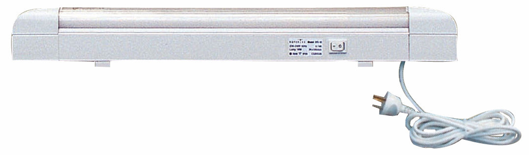New T8 Single Fluorescent Strip Light With Cord Set