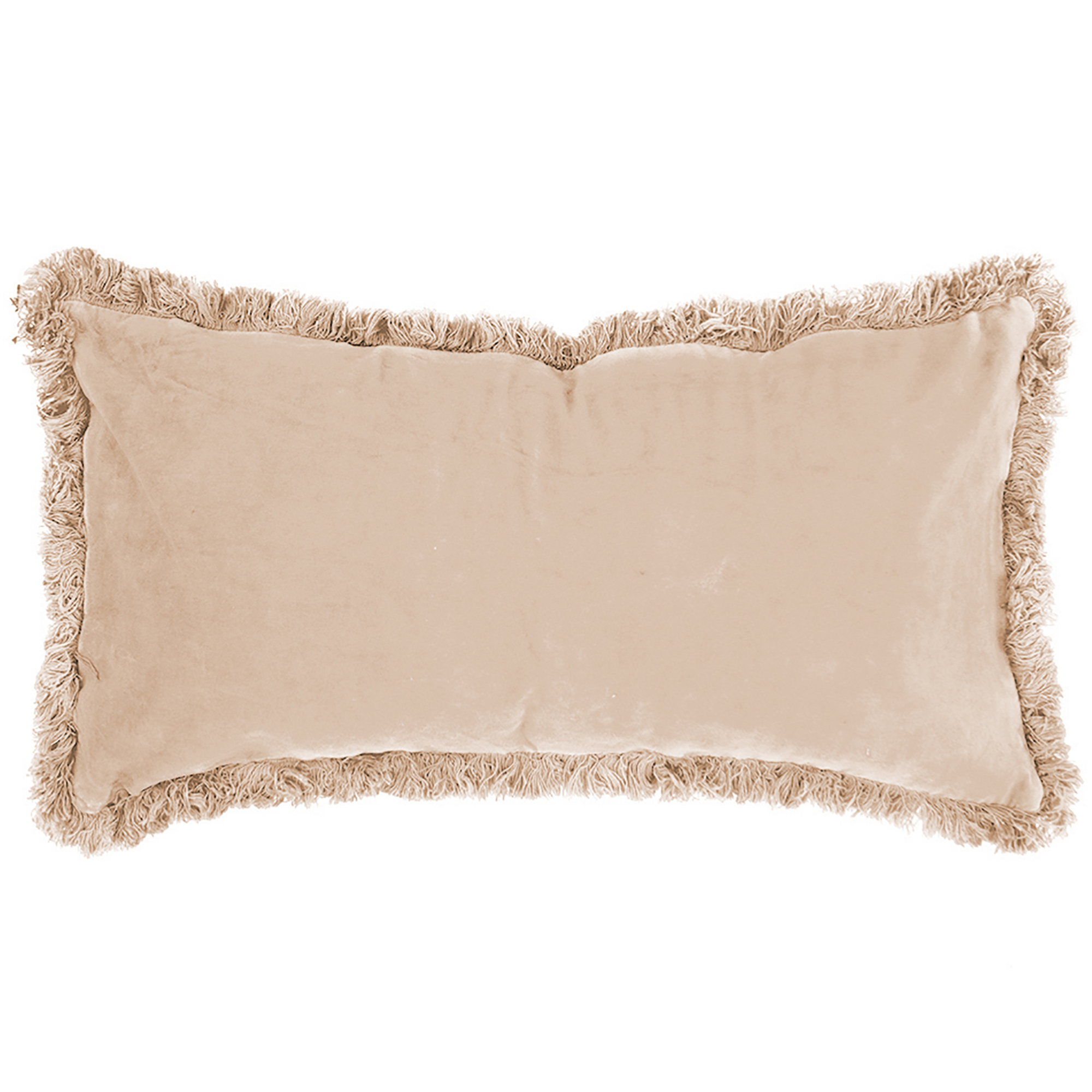 Details About New Rectangular Velvet Feather Filled Cushion Bambury Cushions