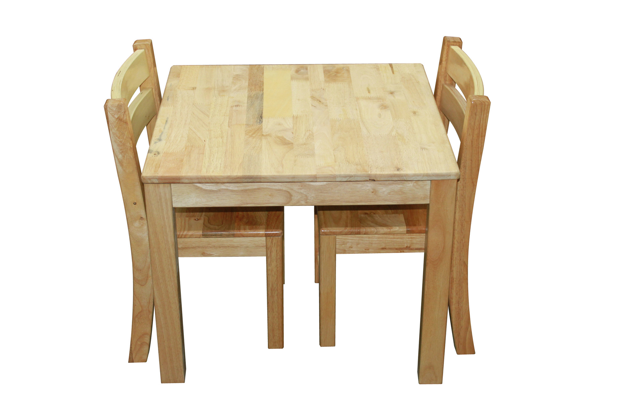 Deluxe Table And 2 Stacking Chairs
