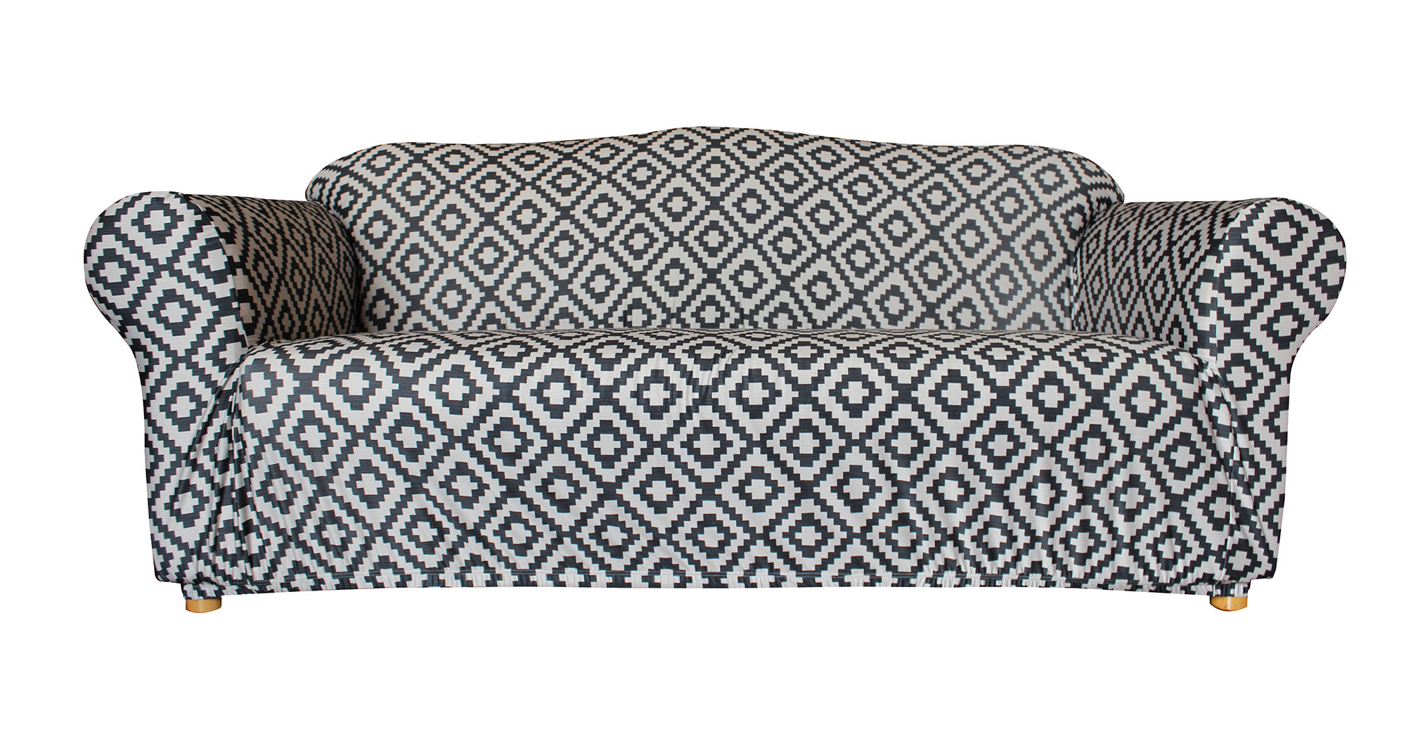 Statement Prints Tribal 3 Seater Sofa Cover