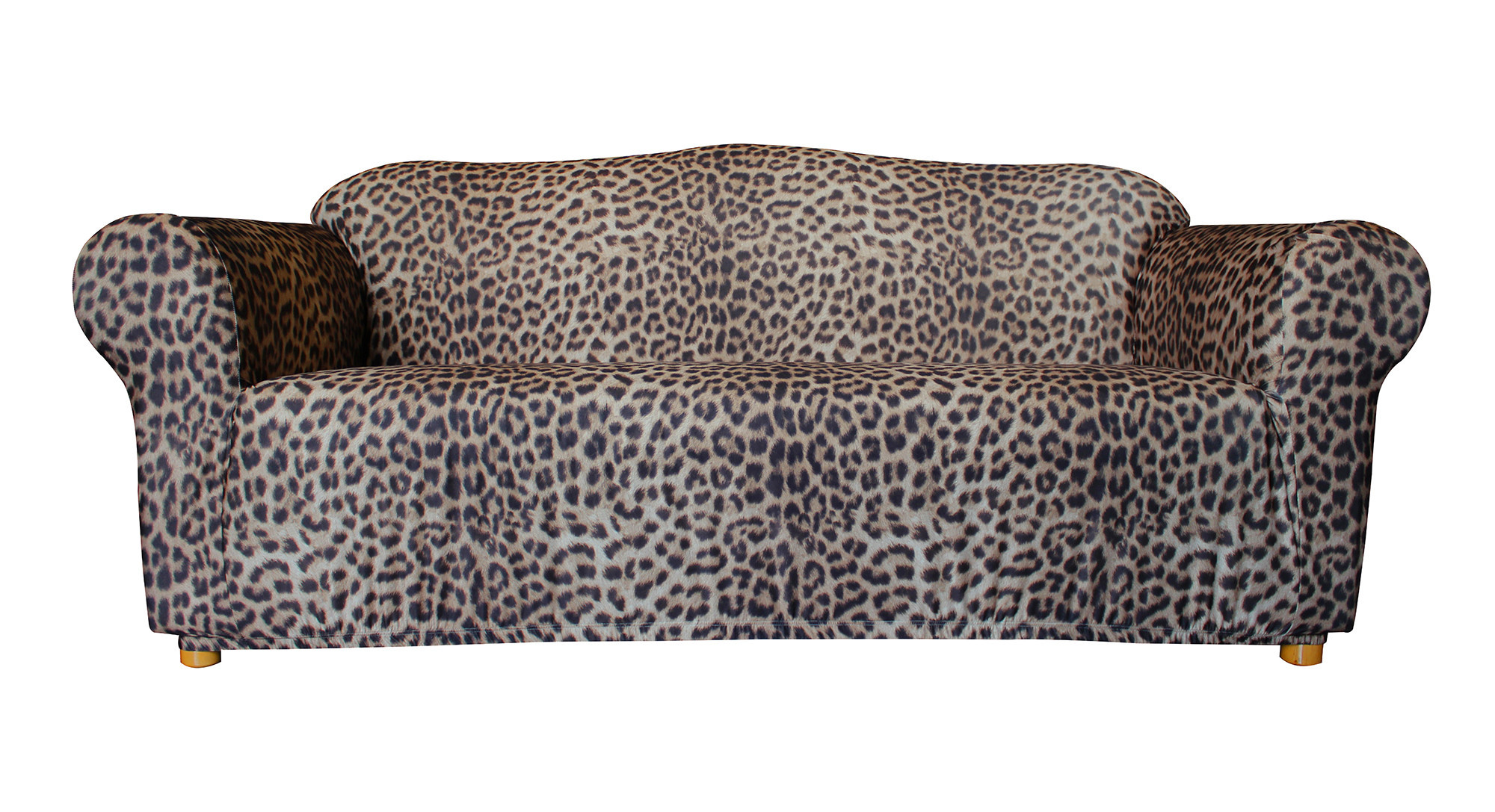 Statement Prints Leopard 3 Seater Sofa Cover