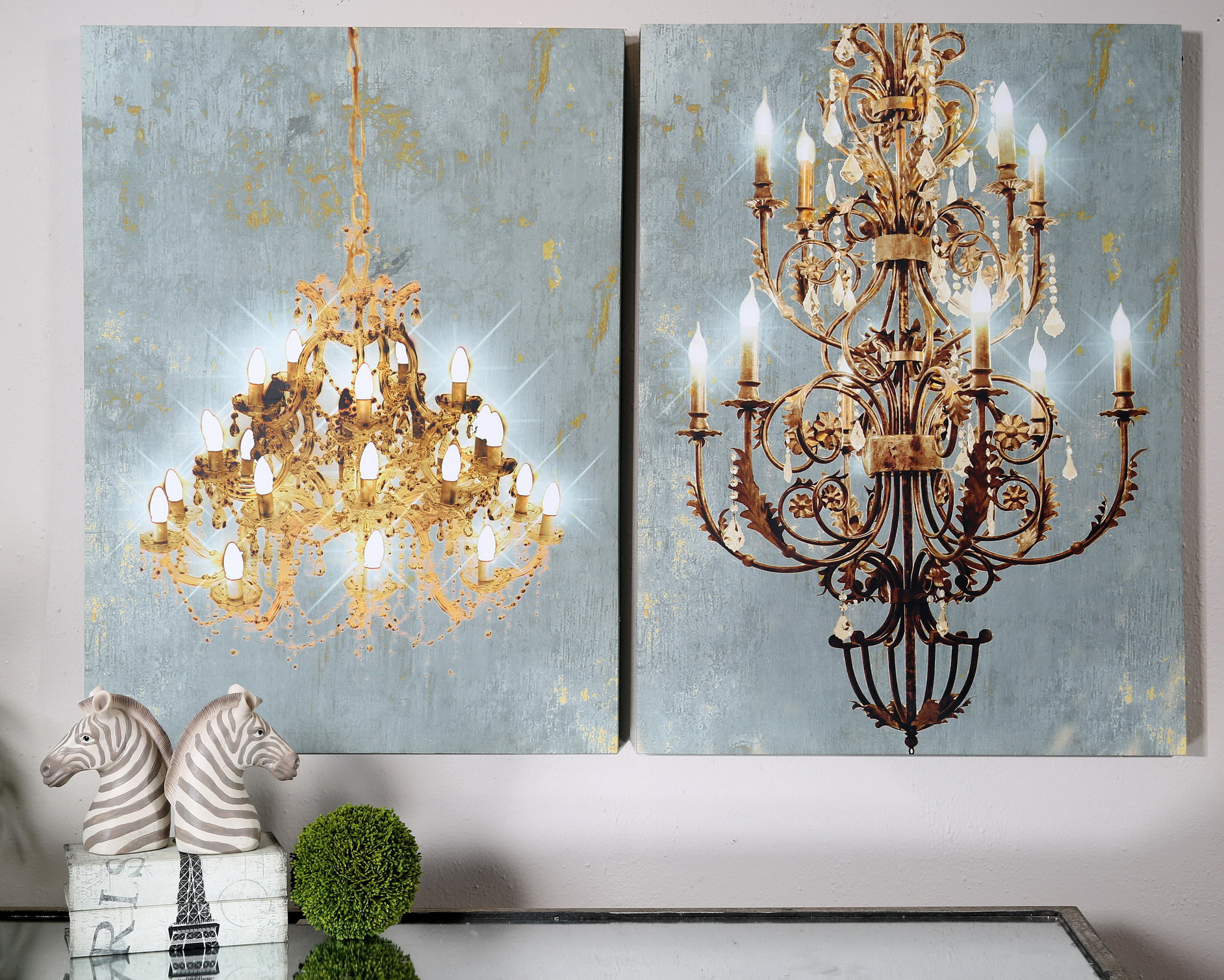 Beau SKU #PHIB2279 2 Piece Chandelier Wall Art Set Is Also Sometimes Listed  Under The Following Manufacturer Numbers: 36901