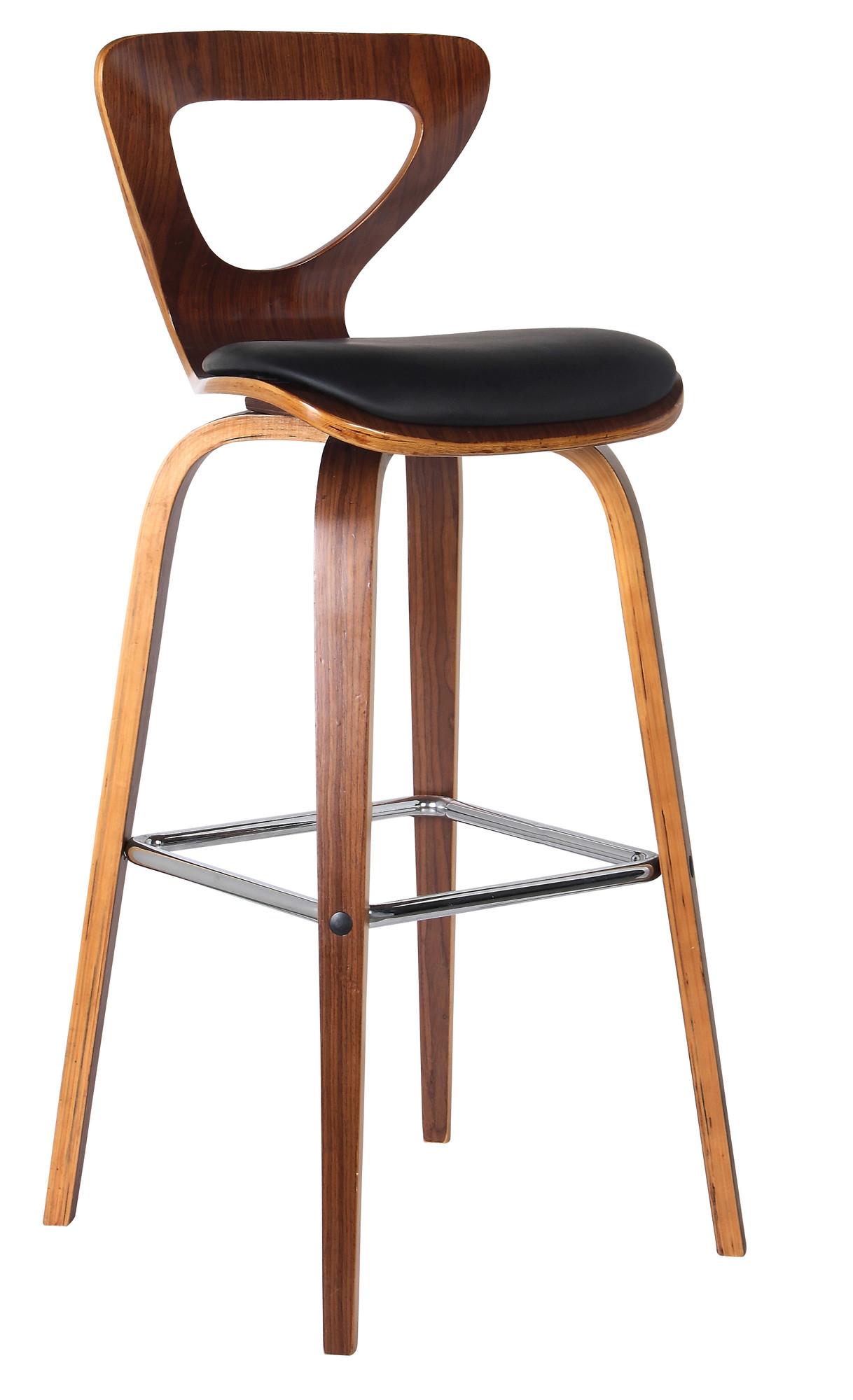 Stupendous 66Cm Oval Eye Faux Leather Barstool Download Free Architecture Designs Rallybritishbridgeorg