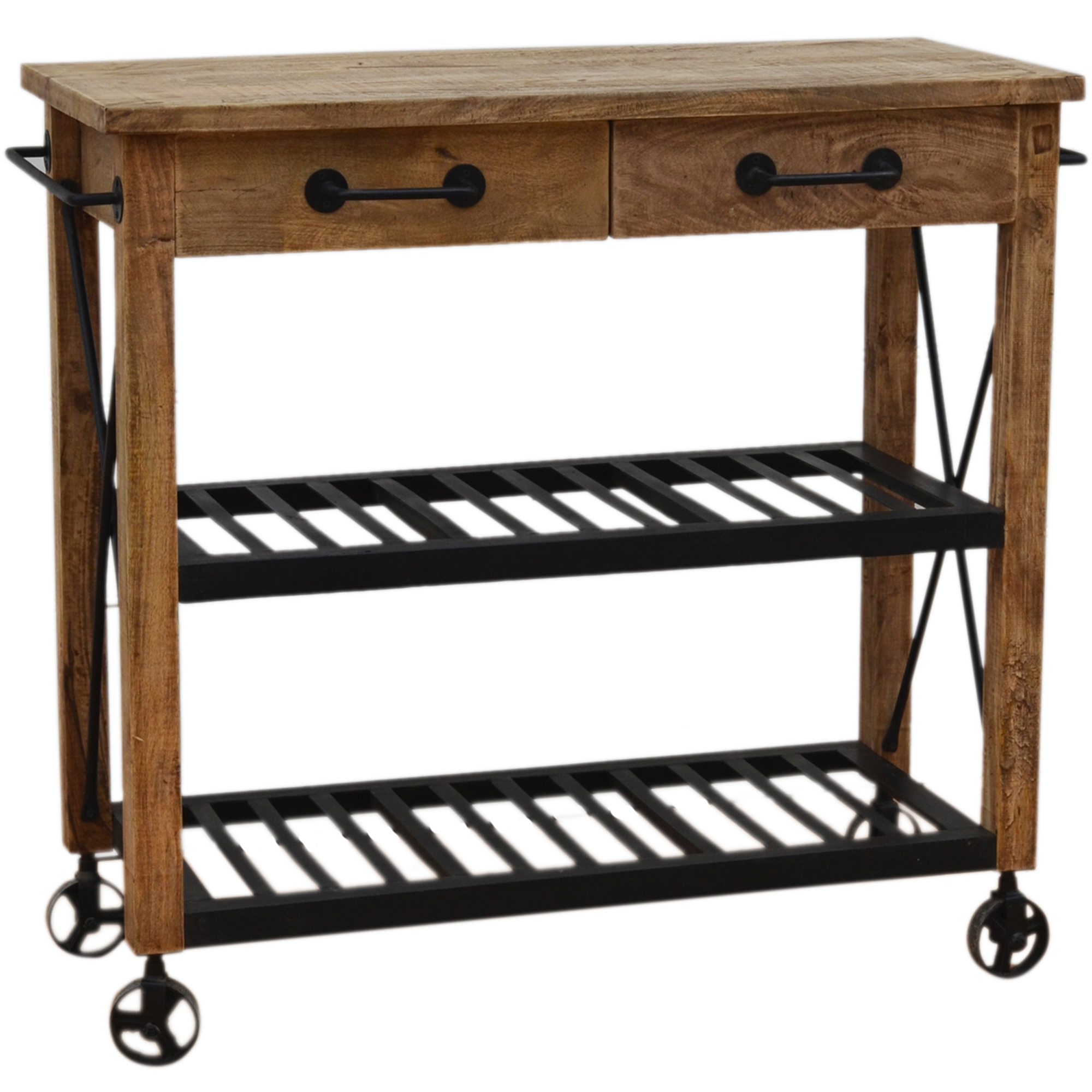 Sku phib2389 rustic kitchen trolley is also sometimes listed under the following manufacturer numbers m5441