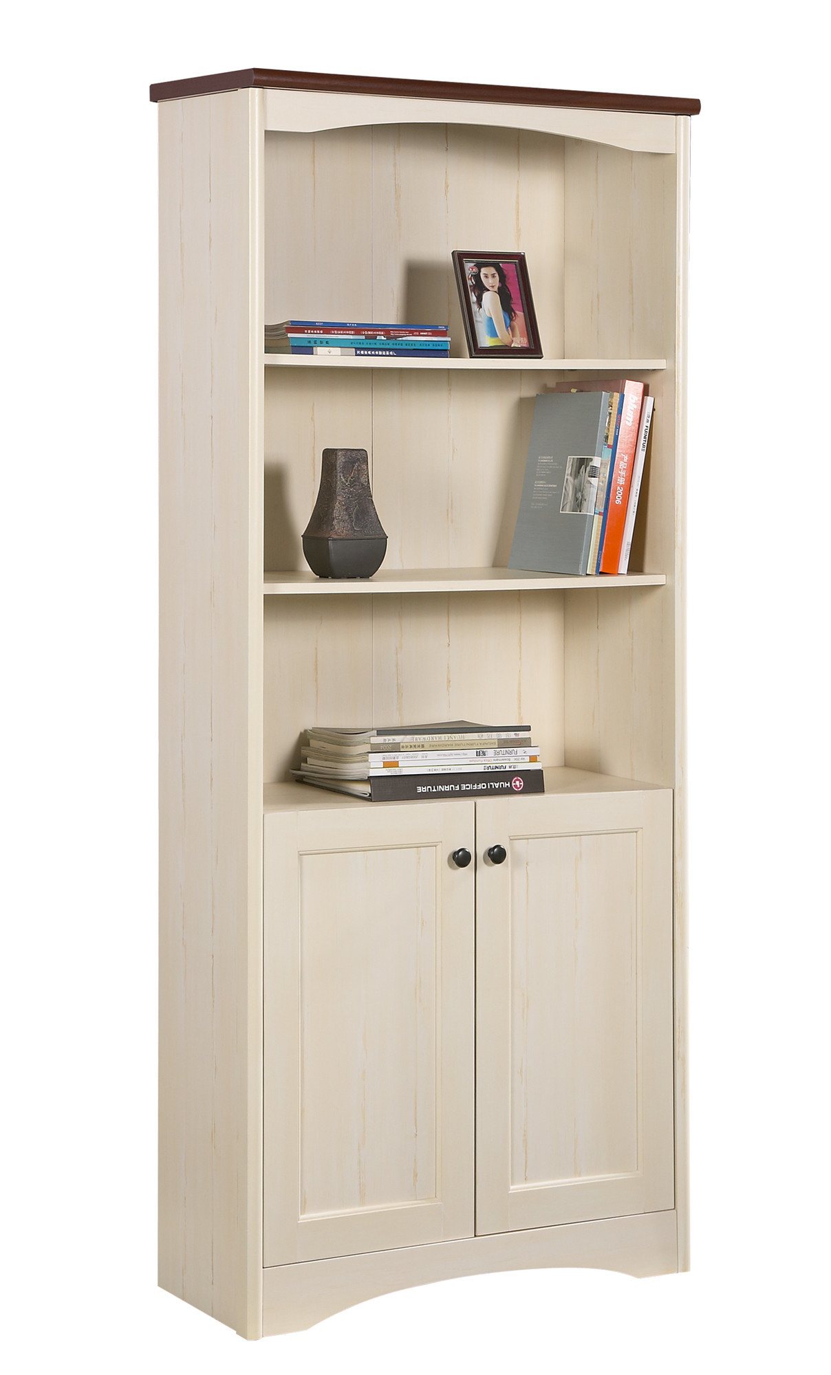 furniture lighting and bunching with hooker item doors products door number touch telluride bookcase