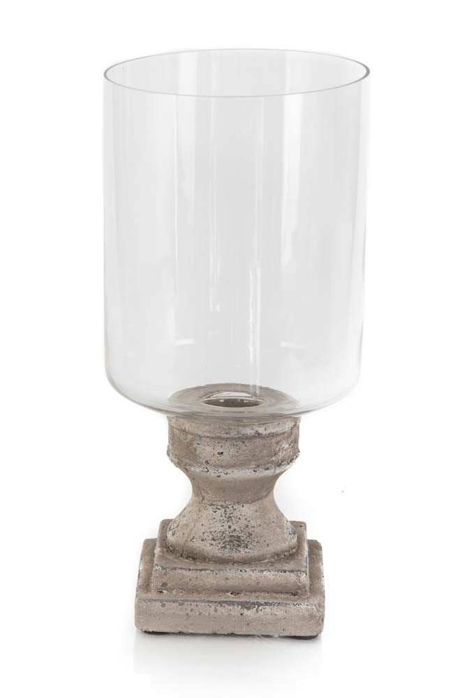 NEW-Hurricane-Lamp-on-Stand