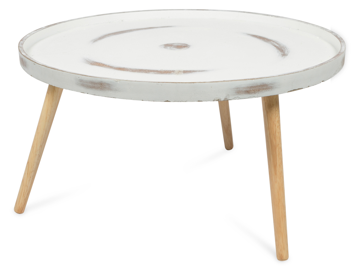 SKU #CAS2095 Large Round Concrete Coffee Table Is Also Sometimes Listed  Under The Following Manufacturer Numbers: YA01, YA02