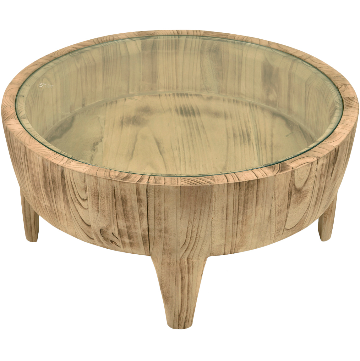 Jimboran Wooden Coffee Table Temple Webster